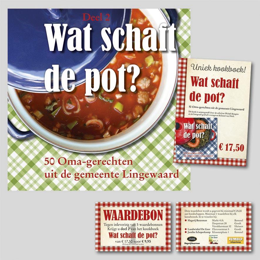 Wat Schaft De Pot.Boekwerk Wat Schaft De Pot Deel 2